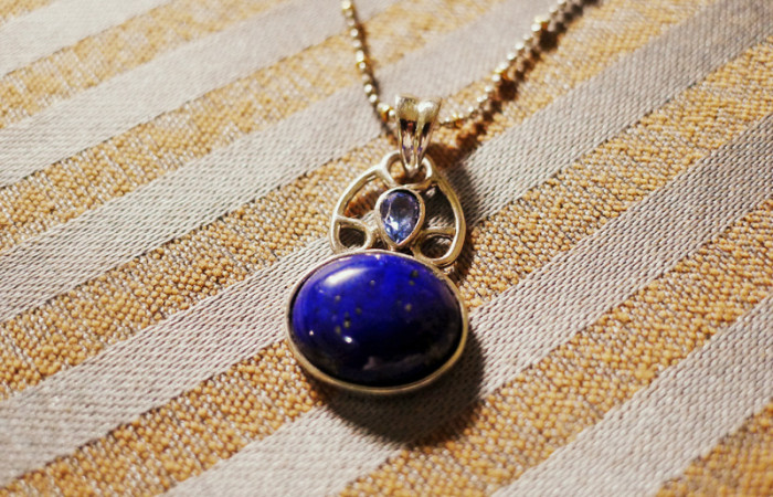The Beautiful Lapis Lazuli