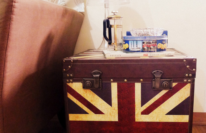 Our Union Jack Storage Chest