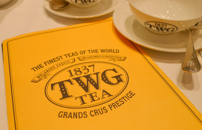 Birthday High: Tea Time at TWG Tea Salon and Boutique