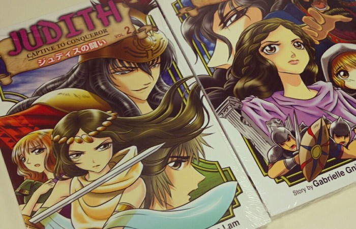 The Manga Book of Judith