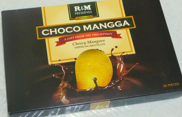 Choco Mangga