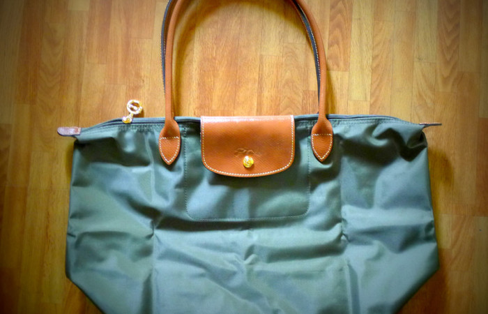 Can't have enough of Longchamp!