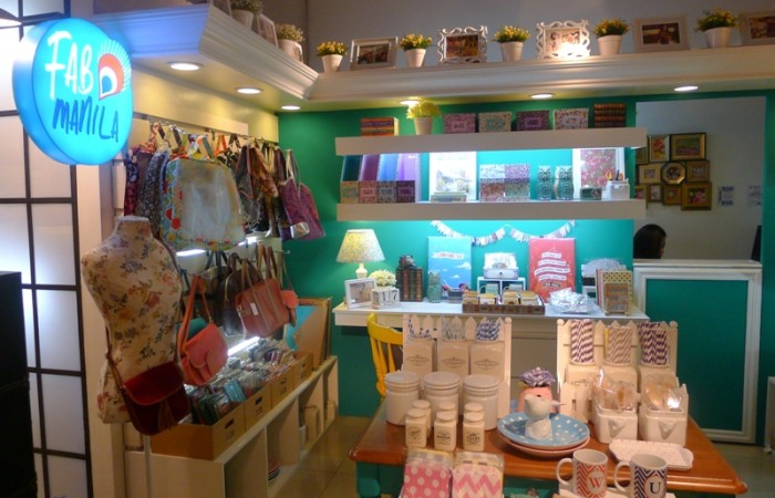 Shabby Chic Haven at Fab Manila
