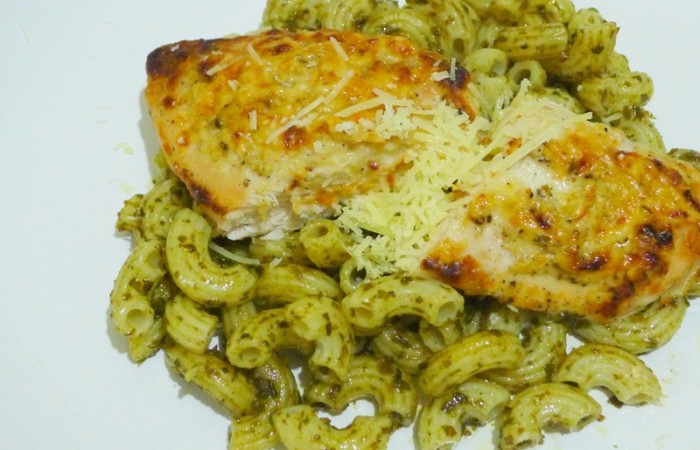 Baked Yogurt Parmesan Chicken (a melt-in-your mouth chicken dish)