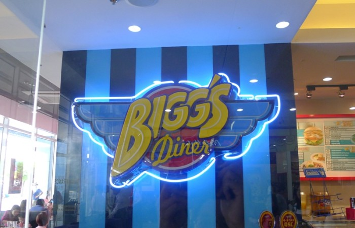 Food Post: Bigg's Diner @ SM Batangas