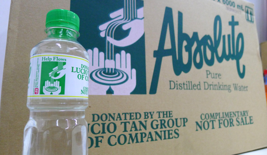 Absolute Pure Distilled Drinking Water (Help Flows)