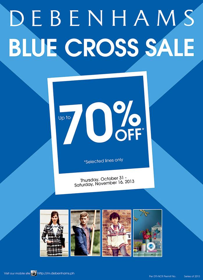 Debenhams-Blue-Cross-Sale-October-November-2013