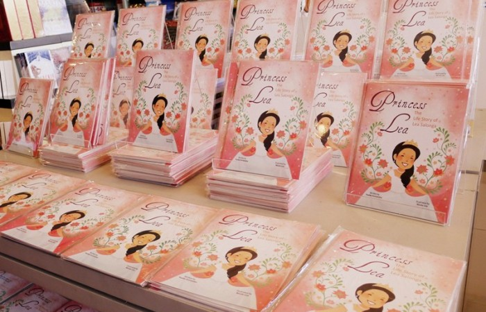 "Book Launching of ""Princess Lea"""