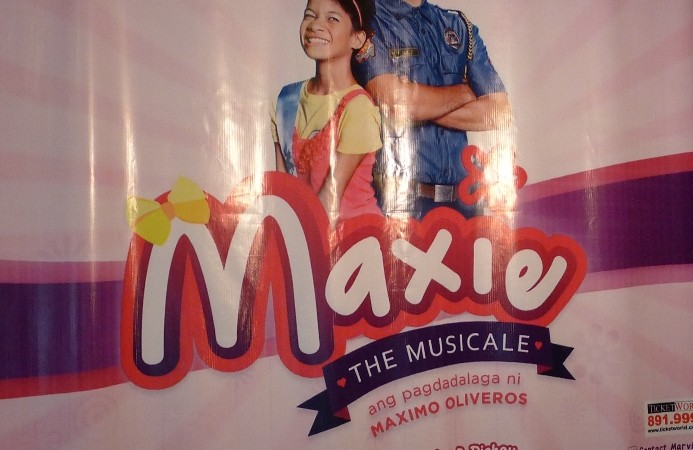 Of Maxie (The Musicale)