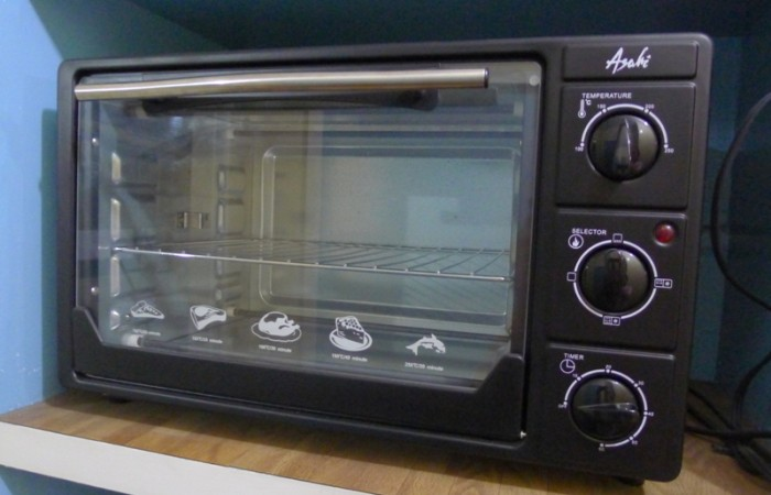 Product Review:  Asahi Convection Oven