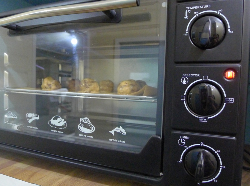 Product Review Asahi Convection Oven The Bright Spot