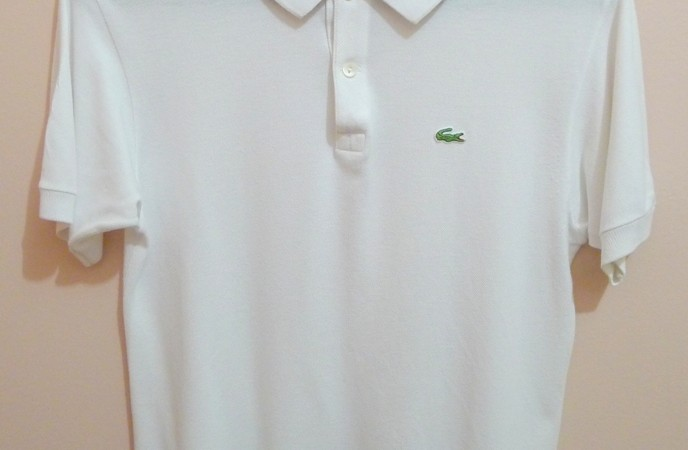 Worth the Splurge:  Lacoste Shirts
