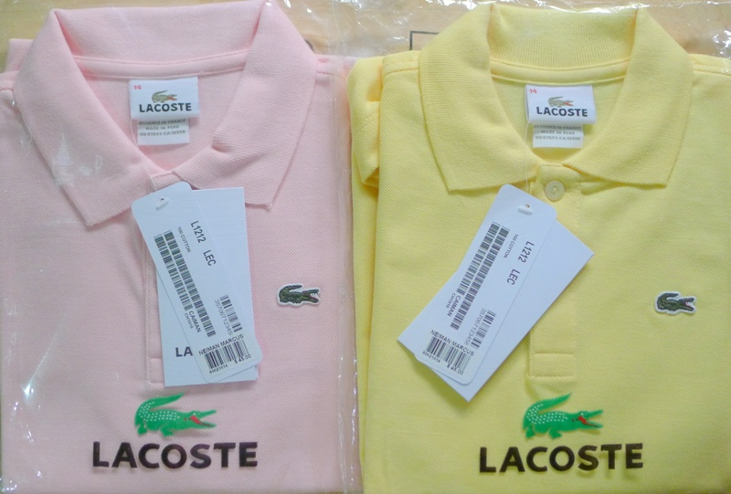 Spotting A Fake Lacoste Shirt The Bright Spot
