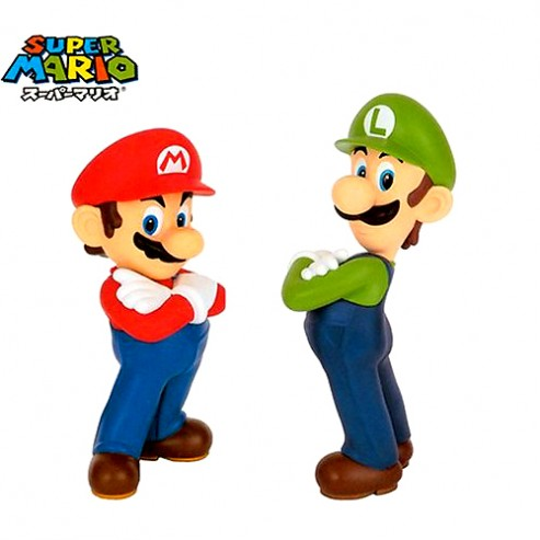 Mario and Luigi cool pic