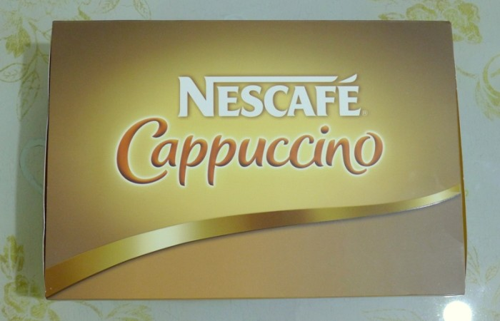Nescafe Cappuccino Coffee Mix now available!