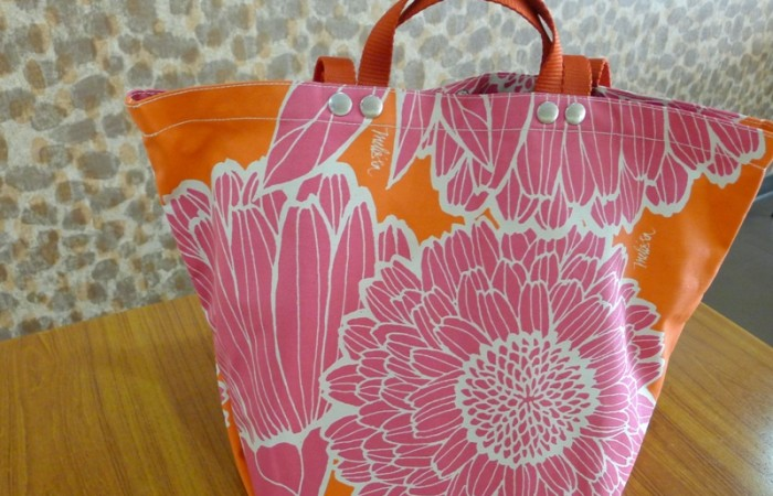 My Summer Bag: Tulisan Hobo Tote Bag