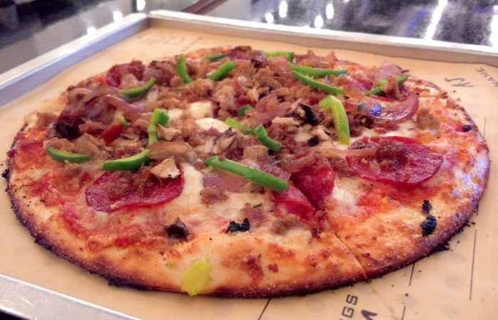 Food Post:  Project Pie's Artisan Pizzas