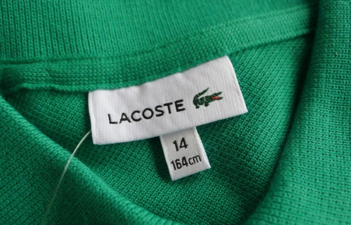 Shopping for Lacoste Shirt (again!)
