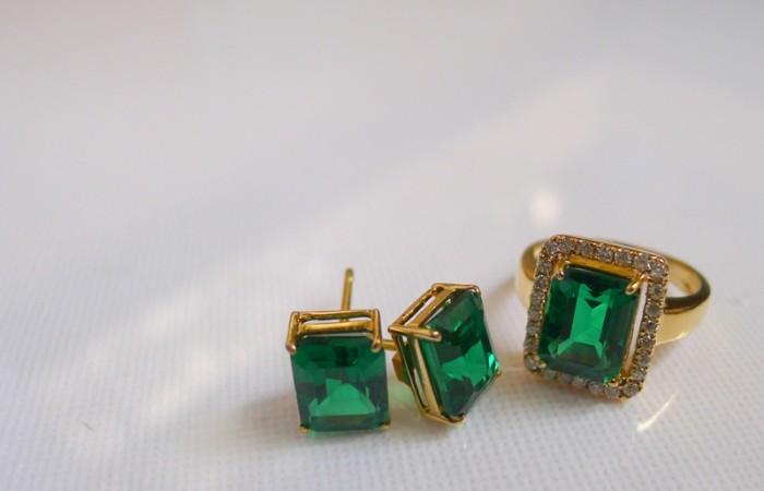 Mystic Biron Emeralds