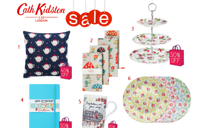 Cath Kidston is on SALE!