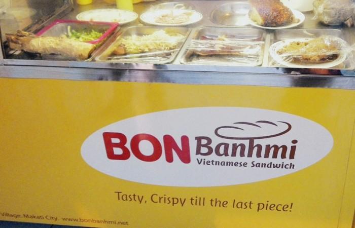 A Taste of Vietnamese Banh Mi in Makati