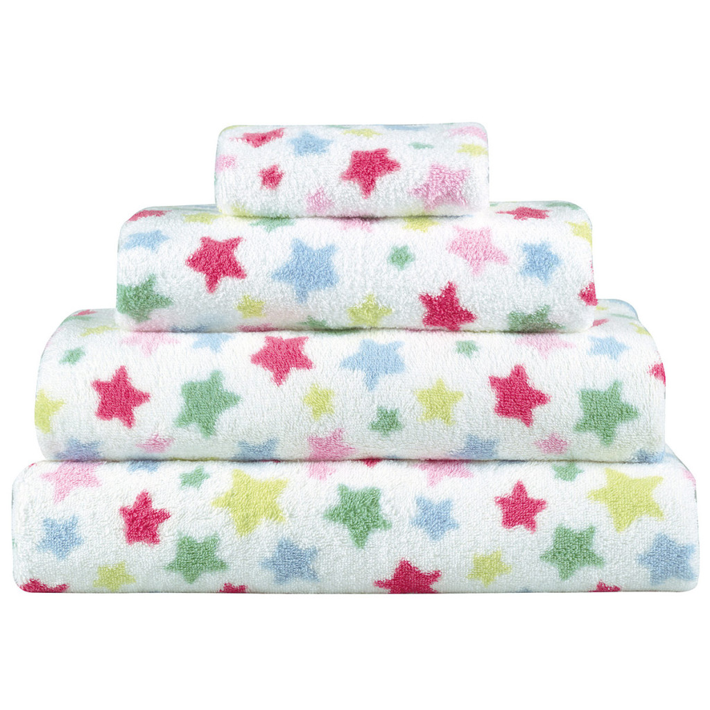 Shooting Star Hand Towels