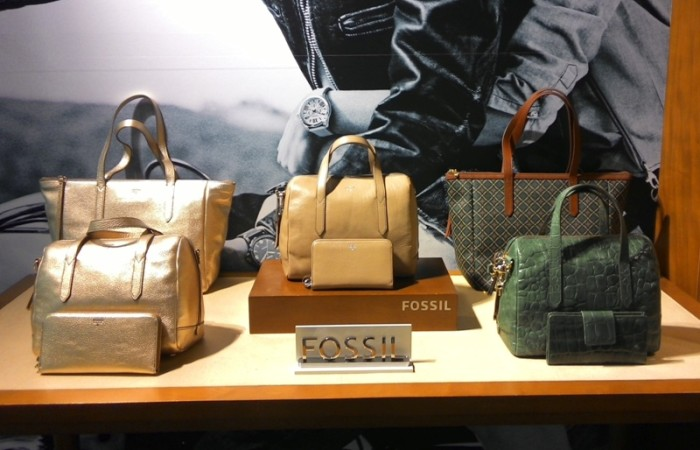 Bag Crush:  Fossil Sydney Satchel Bag