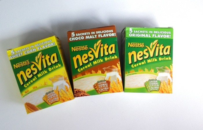 Power Breakfast with Nesvita