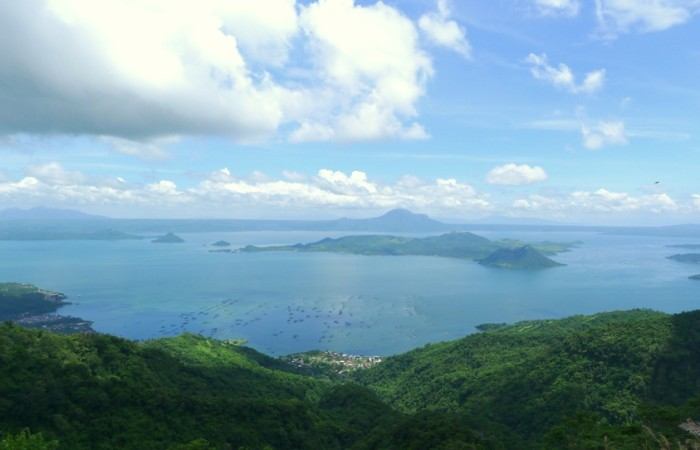 A Relaxing Weekend in Tagaytay