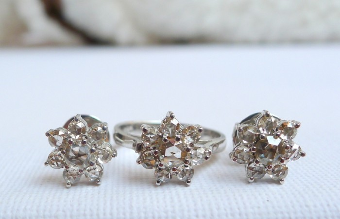 The Antique Rose-Cut Diamonds