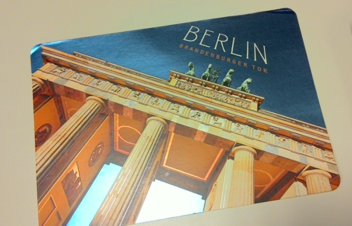 A Postcard Project
