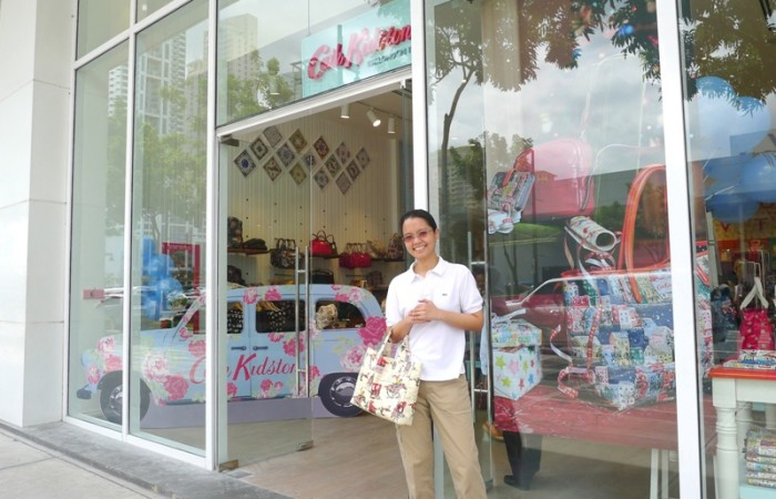 Cath Kidston (finally) opens in Manila!