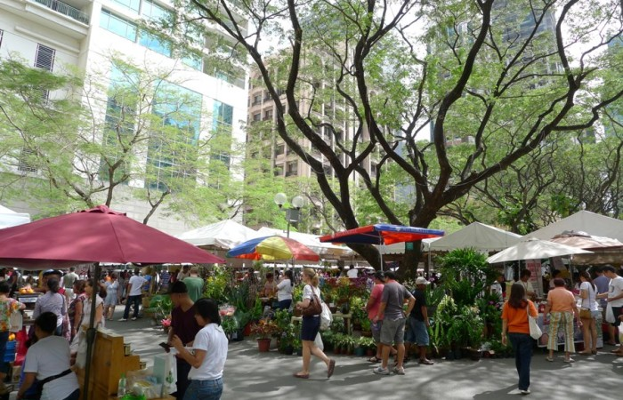 Salcedo Saturday Market
