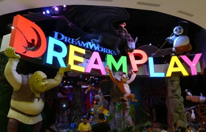 A Look At Manila's DreamPlay (by DreamWorks)