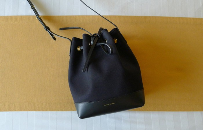 Bag Review: Mansur Gavriel Mini Bucket