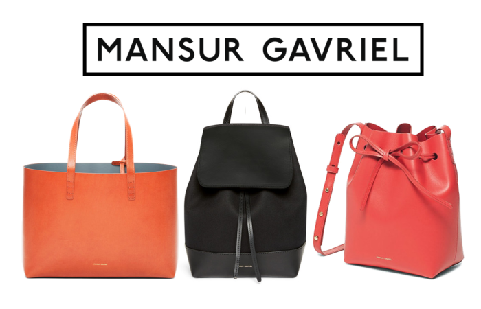 Bag Crush: Mansur Gavriel