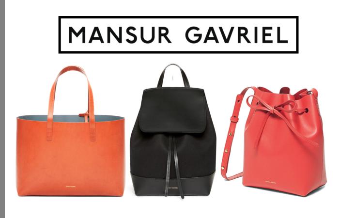 Bag Crush: Mansur Gavriel