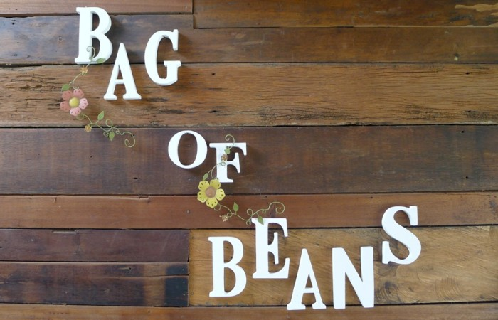 Bag of Beans @ Twin Lakes, Tagaytay