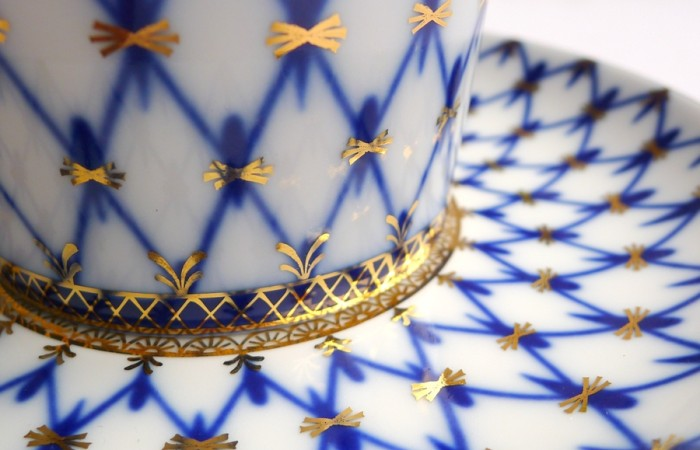 From Russia with Love: Lomonosov Porcelain