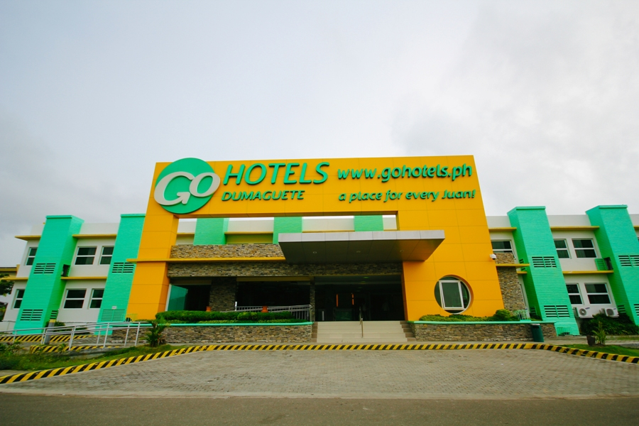 Photo from GoHotel Dumaguete's website.