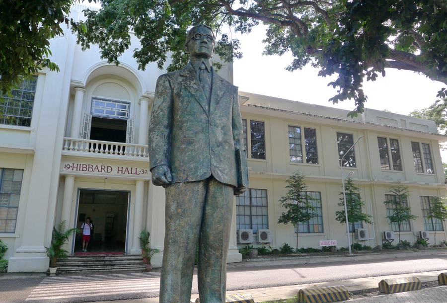 Dr. David Sutherland Hibbard, founder of Silliman University