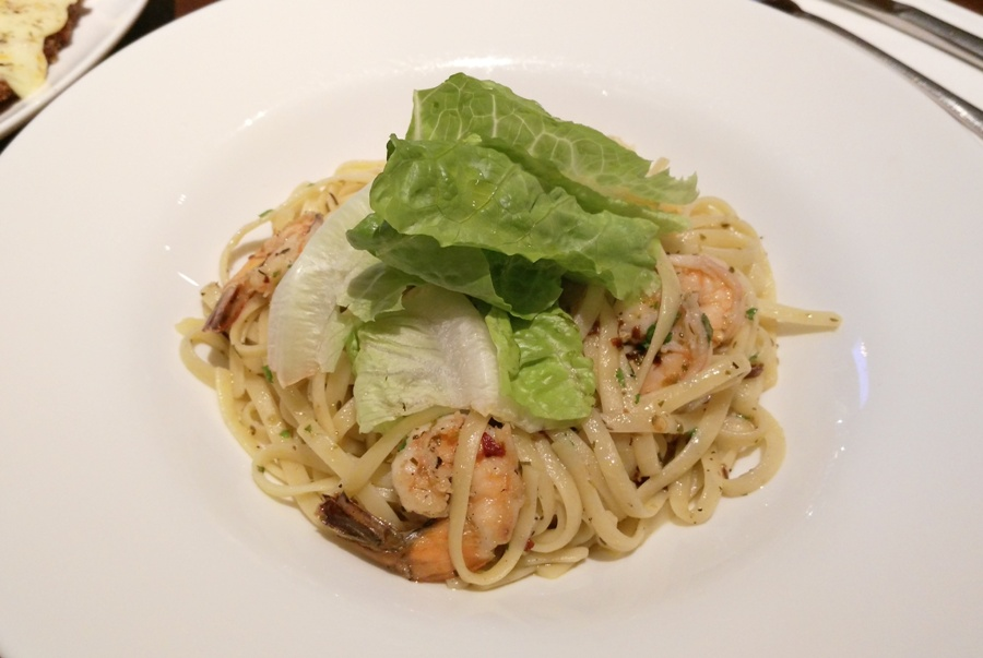 Shrimp Linguini (P475.00)