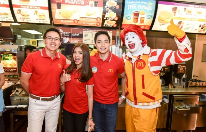 Hundreds of thousands of Filipinos join  McDonald's 4th National Breakfast Day