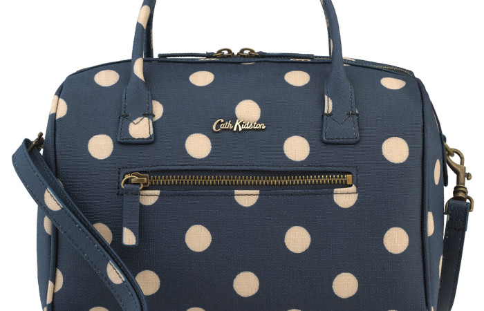Bag Crush: Cath Kidston's Bowler Bag