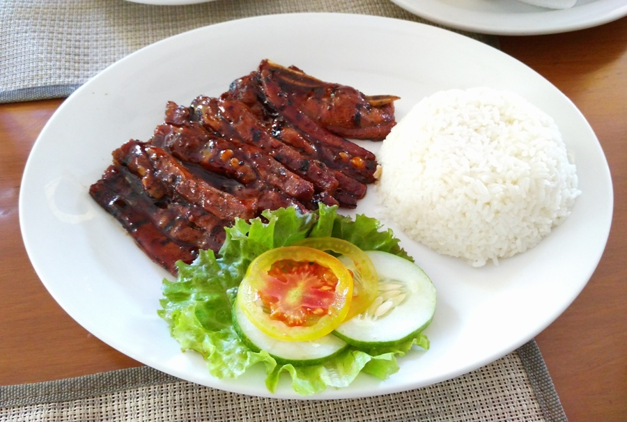 Pork Belly in Black Sauce (Php260.00)