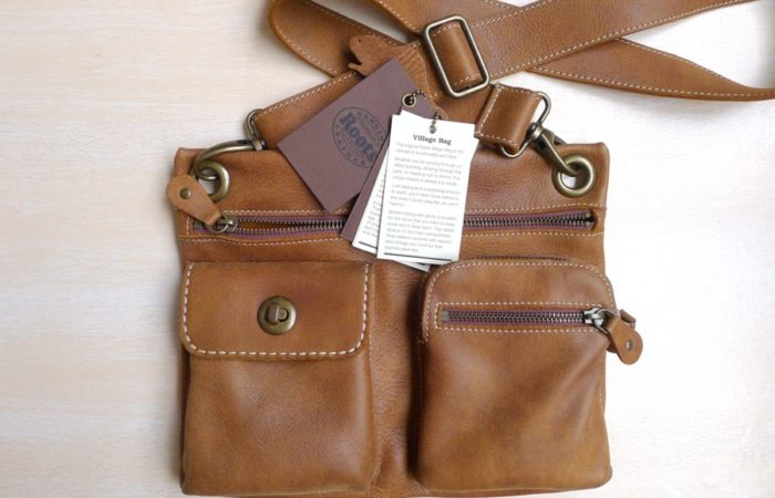 Roots Satchel Tribe Bag