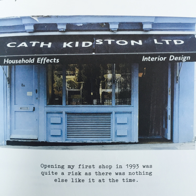 Cath kidston notting hill shop