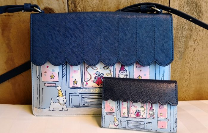 Review: Cath Kidston's 25th Anniversary Clutch and Mini-Purse