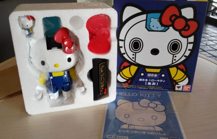 Chogokin x Hello Kitty Action Figure