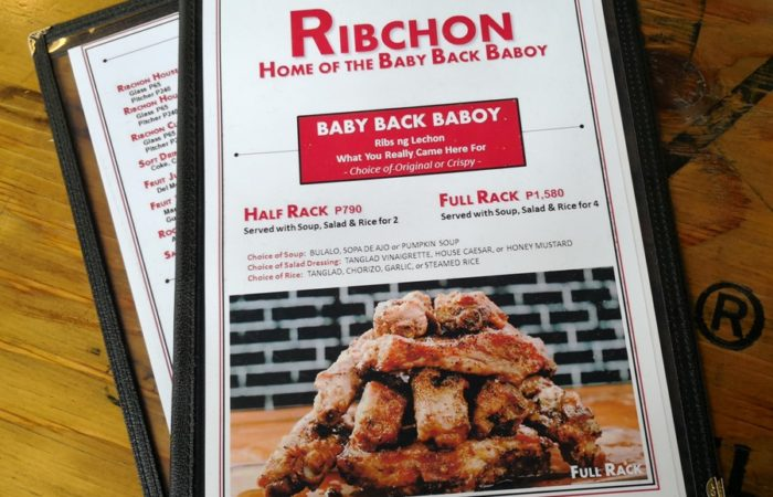 Ribchon at Tagaytay